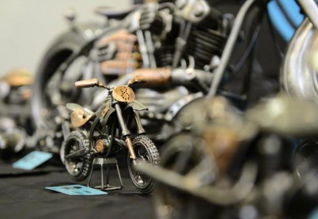 Modifiye motorsikletler büyüledi! - Page 4