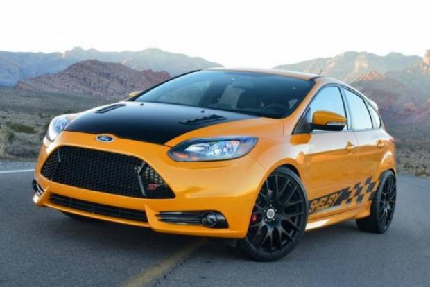 Modifiyeli Ford Focus ST - Page 1