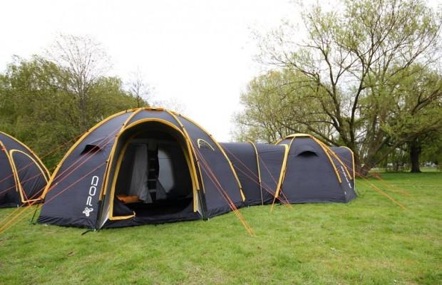 Modüler bölmeli çadırla kamp keyfi bambaşka - Page 1