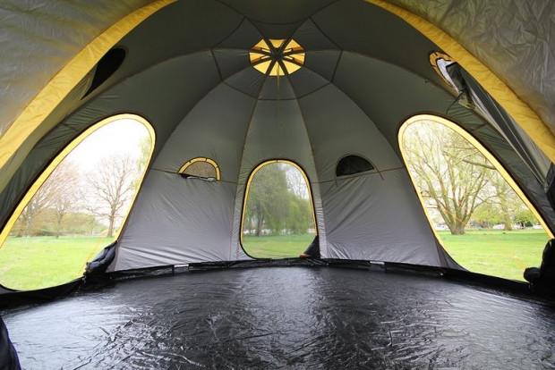 Modüler bölmeli çadırla kamp keyfi bambaşka - Page 2