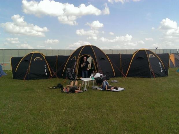 Modüler bölmeli çadırla kamp keyfi bambaşka - Page 3