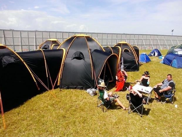 Modüler bölmeli çadırla kamp keyfi bambaşka - Page 4