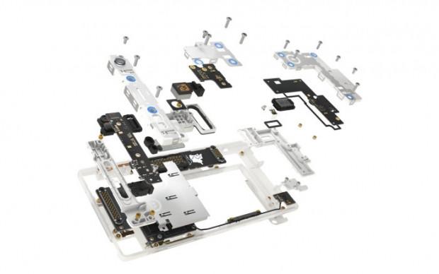 Modüler Telefon Fairphone 2 piyasada - Page 4