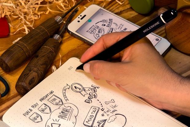Moleskine akıllı yazma seti - Page 3