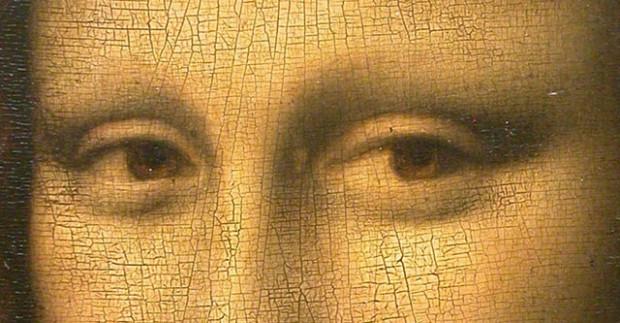 Mona Lisa'nin gözlerindeki şifre özel bir teknikle okundu - Page 1