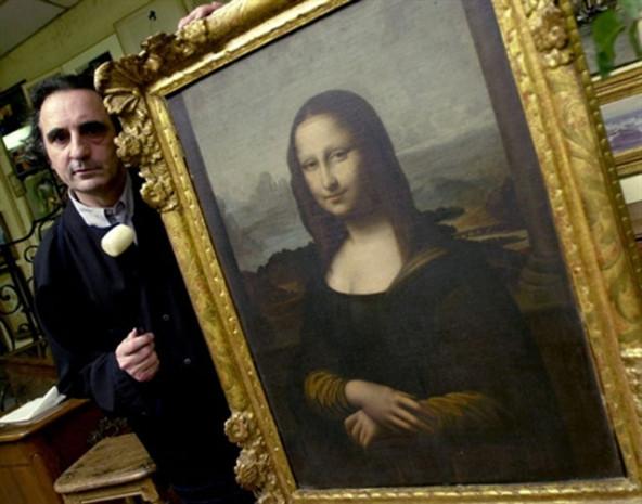 Mona Lisa'nin gözlerindeki şifre özel bir teknikle okundu - Page 3