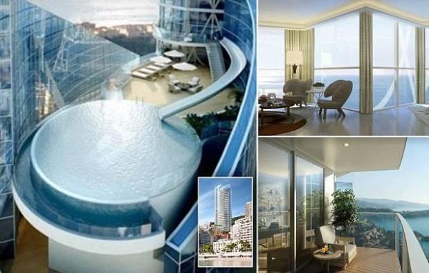 Monako'da Dünyanın en pahalı daireleri yapıldı! - Page 3