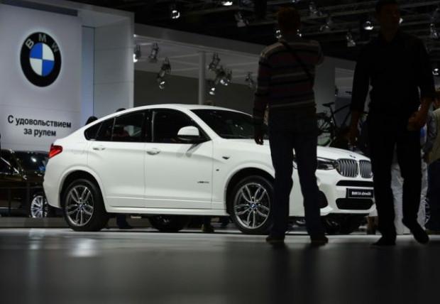 Moskova'da tanıtılan yeni otomobiller - Page 1