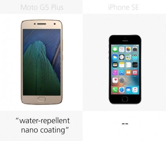 Moto G5 Plus ve iPhone SE karşılaştırması - Page 3