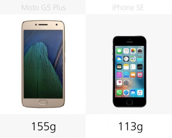 Moto G5 Plus ve iPhone SE karşılaştırması - Page 4