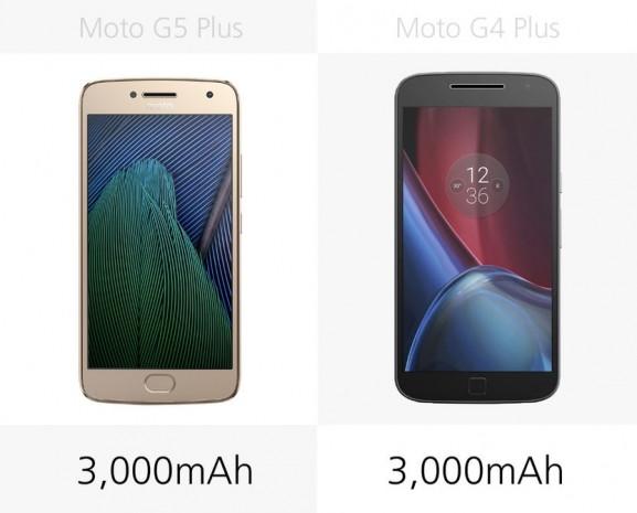 Moto G5 Plus ve Moto G4 Plus karşılaştırma - Page 1