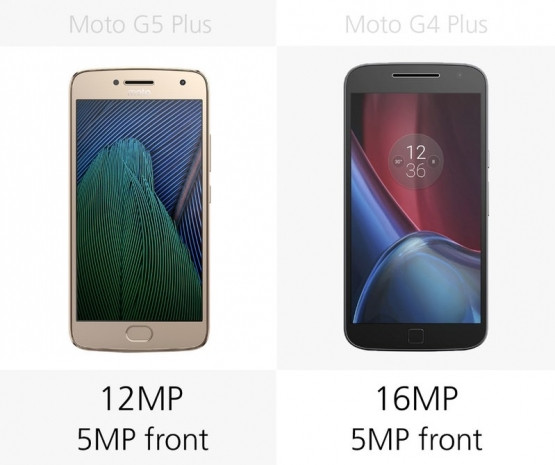 Moto G5 Plus ve Moto G4 Plus karşılaştırma - Page 2