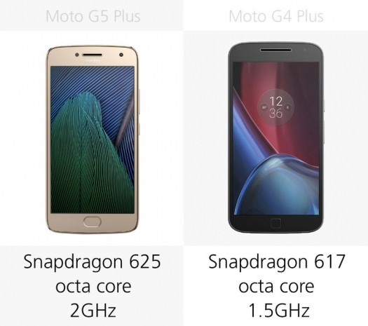Moto G5 Plus ve Moto G4 Plus karşılaştırma - Page 4