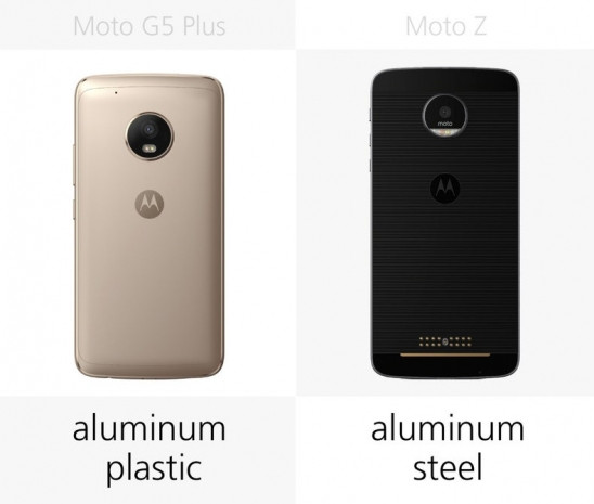 Moto G5 Plus ve Moto Z karşılaştırma - Page 2