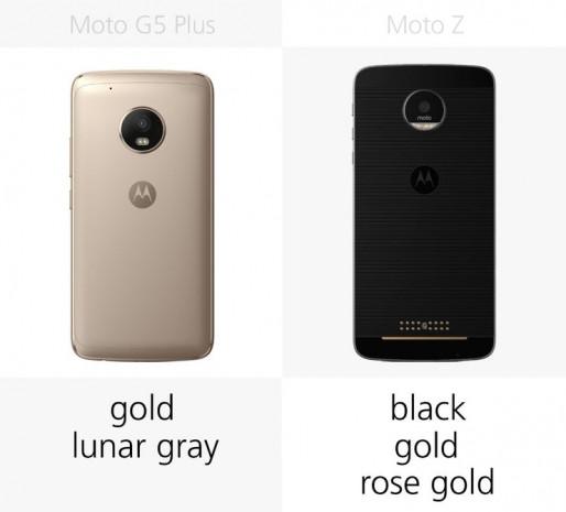 Moto G5 Plus ve Moto Z karşılaştırma - Page 4