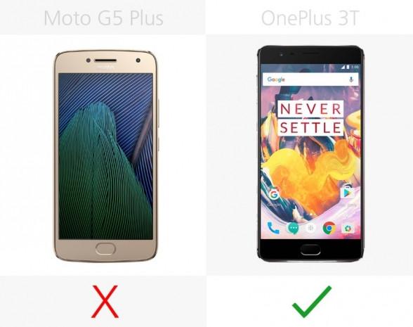 Moto G5 Plus ve OnePlus 3T karşılaştırma - Page 2