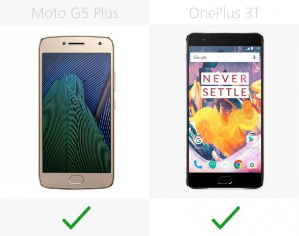 Moto G5 Plus ve OnePlus 3T karşılaştırma - Page 3