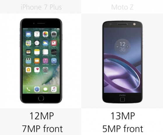 Moto Z ve iPhone 7 Plus karşılaştırma - Page 4