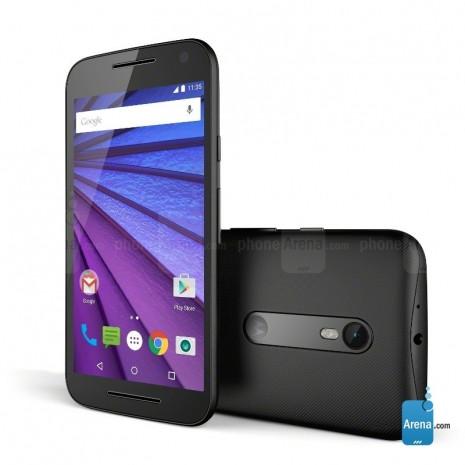 Motorola Moto G (2015) - Page 4