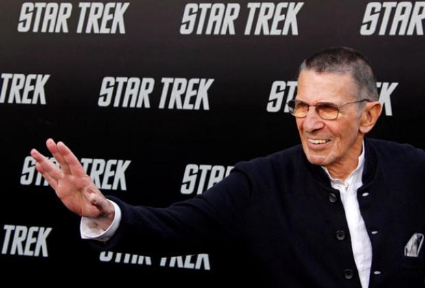 'Mr. Spock' hayatını kaybetti - Page 1