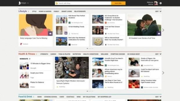 MSN anasayfası haber portalında neler değişti? - Page 4