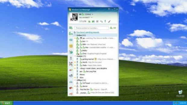 MSN, WhatsApp'tan daha mı iyiydi? - Page 1