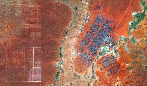 Muhteşem 14 uydu görüntüsü! - Page 1