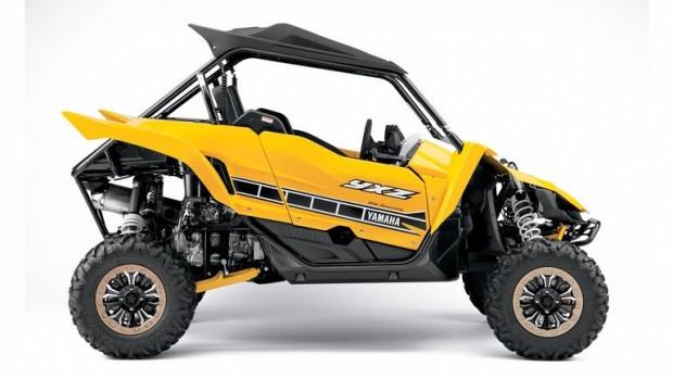 Muhteşem çöl aracı Yamaha YXZ1000R - Page 3