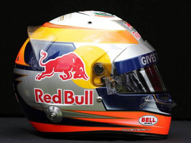 Muhteşem F1 2013 Pilot kaskları - Page 1