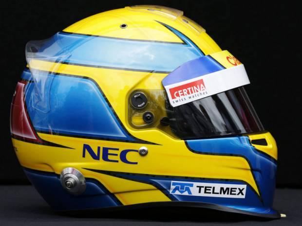 Muhteşem F1 2013 Pilot kaskları - Page 3