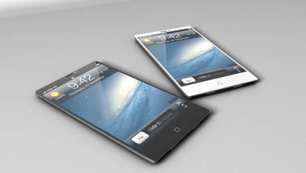 Muhteşem iPhone 5 tasarımı sizlerle! - Page 1