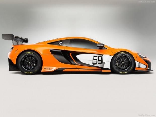 Muhteşem konsept McLaren 650S GT3 - Page 1