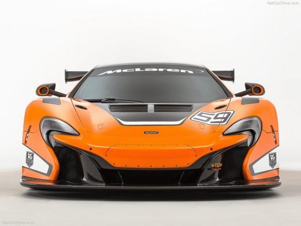 Muhteşem konsept McLaren 650S GT3 - Page 3