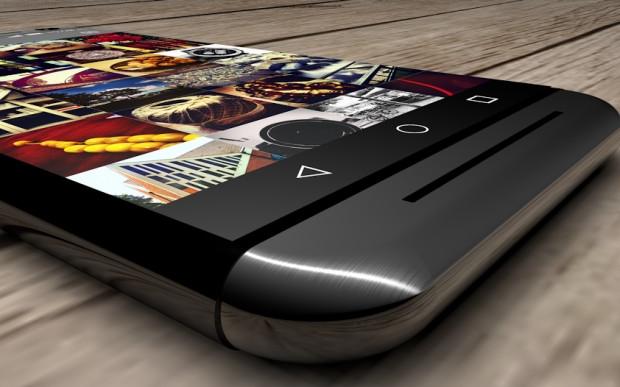 Muhteşem konsept tasarımı ile HTC One Bloom 3 - Page 1