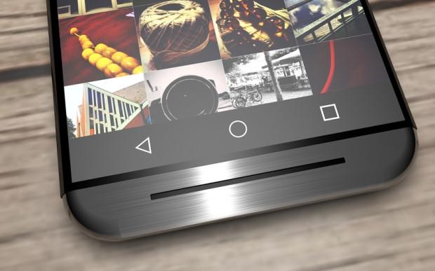 Muhteşem konsept tasarımı ile HTC One Bloom 3 - Page 2