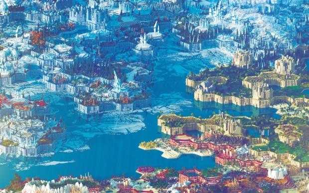 Muhteşem Minecraft örnekleri - Page 2