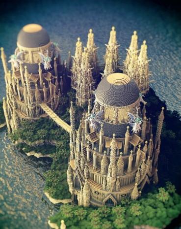Muhteşem Minecraft örnekleri - Page 3