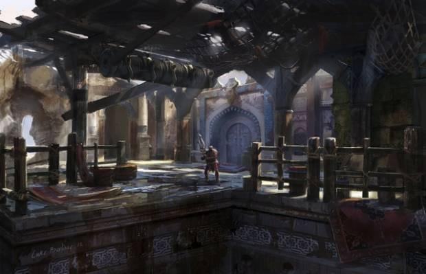 Muhteşem oyun God Of War - Ascension'dan görüntüler! - Page 1