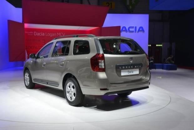 Muhteşem tasarımı ile Dacia Logan MCV - Page 2