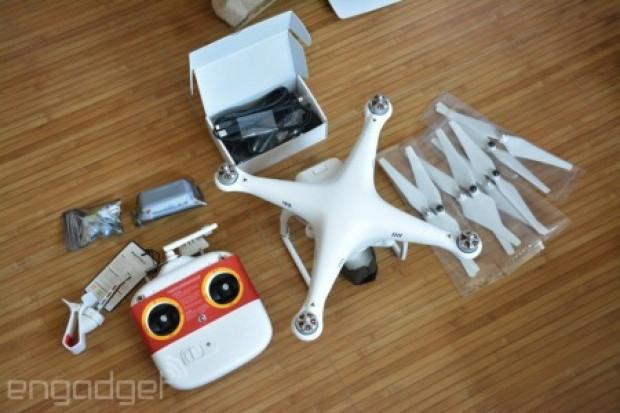 Muhteşem tasarımı ile gökyüzü kamerası DJI - Page 4