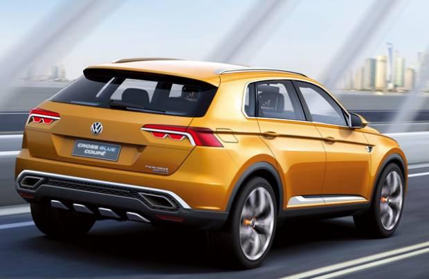 Muhteşem tasarımı ile  VW CrossBlue geliyor! - Page 2