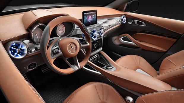 Muhteşem tasarımıyla Yeni Mercedes GLA - Page 3