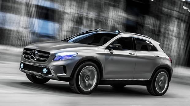 Muhteşem tasarımıyla Yeni Mercedes GLA - Page 4