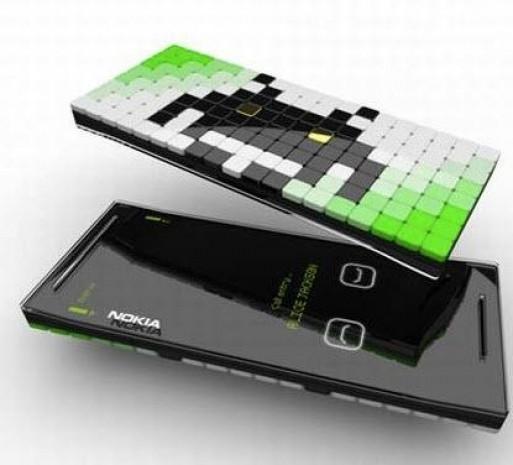 Mükemmel cep telefonu tasarımları! - Page 1