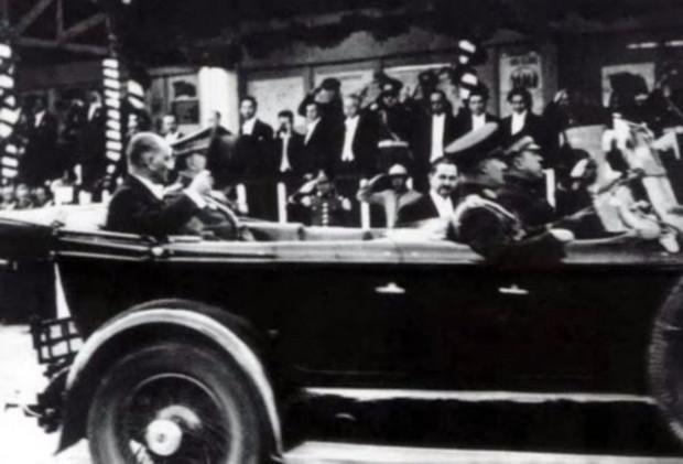 Mustafa Kemal Atatürk'ün otomobilleri! - Page 1