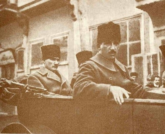 Mustafa Kemal Atatürk'ün otomobilleri! - Page 2