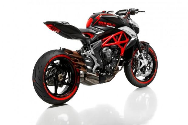 MV Agusta ve Pirelli'den özel Diablo - Page 1