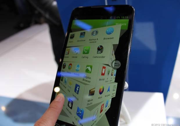 MWC 2013'te sergilenen cep telefonları - Page 4