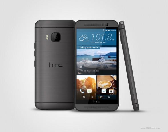MWC 2015: HTC, Snapdragon 810 işlemcili One M9'u duyurdu! - Page 1
