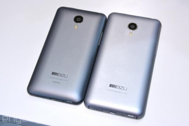 MX4 ve Pro Meizu MX4'ün özellikleri - Page 1